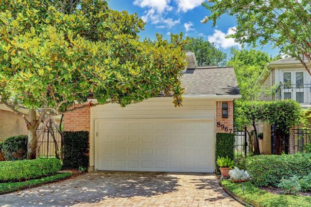 8967 Briar Forest Drive, Houston, TX 77024 (MLS #89118792) :: The Jill Smith Team