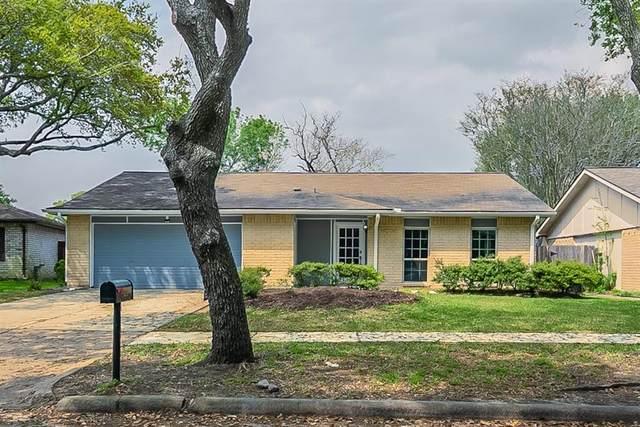 2222 Mustang Springs Drive, Missouri City, TX 77459 (MLS #89125231) :: The Sansone Group
