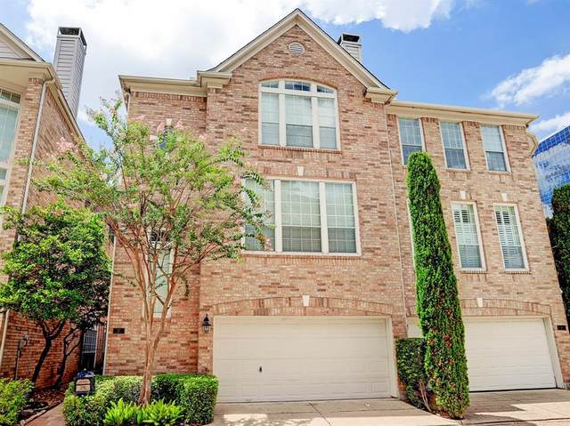 6 Stalynn Lane, Houston, TX 77027 (MLS #89126976) :: Guevara Backman