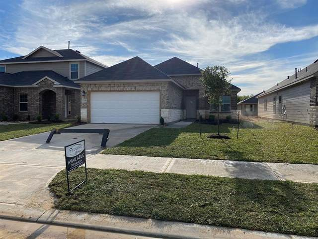 3610 Conquest Circle, Texas City, TX 77591 (MLS #89129070) :: The Home Branch