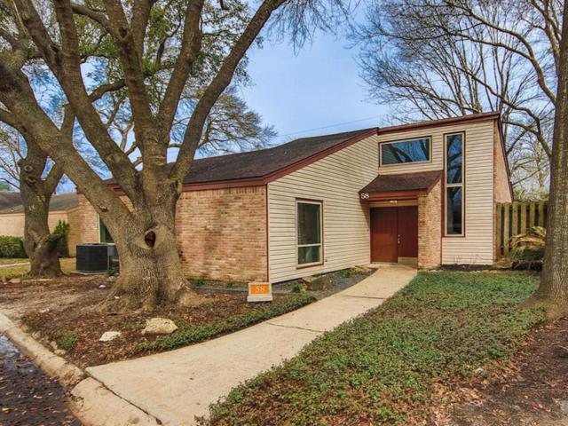 12800 Briar Forest Drive #58, Houston, TX 77077 (MLS #89134775) :: Team Parodi at Realty Associates