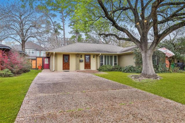 1414 Thornton Road, Houston, TX 77018 (MLS #89144709) :: Fairwater Westmont Real Estate