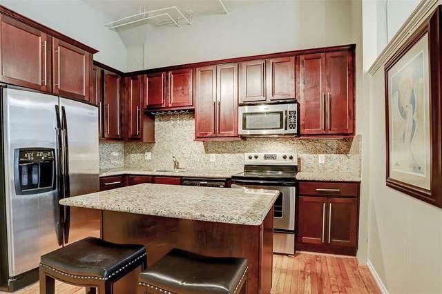 705 Main Street #406, Houston, TX 77002 (MLS #89150312) :: Caskey Realty