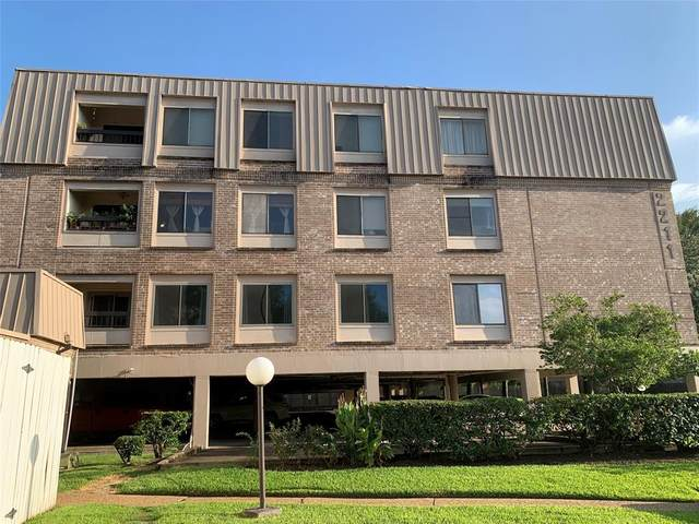 2211 S Braeswood Boulevard 23F, Houston, TX 77030 (MLS #89162685) :: All Cities USA Realty