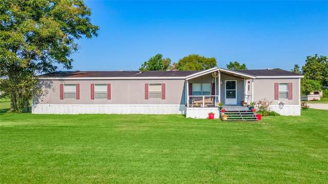 2887 County Road 172, Alvin, TX 77511 (MLS #89163825) :: The SOLD by George Team