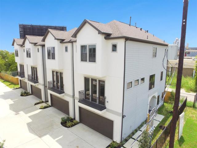 1812 Bonner Street, Houston, TX 77007 (MLS #89166416) :: Fairwater Westmont Real Estate