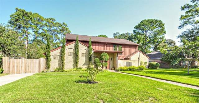 10718 Brentway Drive, Houston, TX 77070 (MLS #89166887) :: The Bly Team