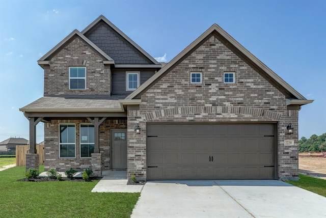 4318 Lotus Dale Drive, Spring, TX 77373 (MLS #89176887) :: Caskey Realty