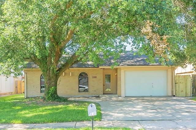 5211 Parkridge Drive, Houston, TX 77053 (MLS #89176987) :: Lerner Realty Solutions