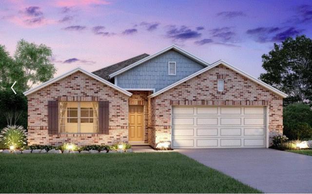 6907 Larkspur Terrace Lane, Katy, TX 77449 (MLS #89181236) :: The SOLD by George Team