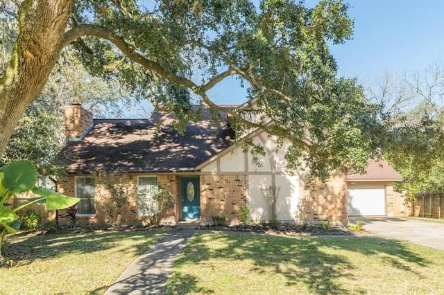 62 Thistle Court, Lake Jackson, TX 77566 (MLS #89185974) :: The Freund Group
