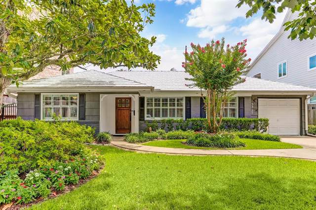 5327 Patrick Henry Street, Bellaire, TX 77401 (MLS #8918679) :: The Bly Team