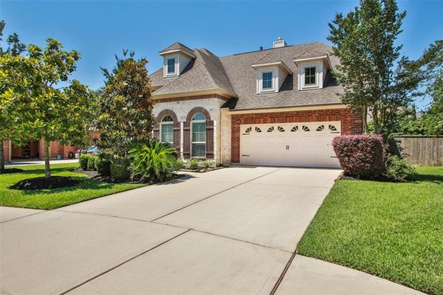 2606 Streeter Lane, Spring, TX 77388 (MLS #89190339) :: The SOLD by George Team