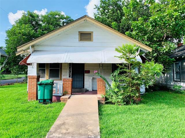 3301 Webster Street, Houston, TX 77004 (MLS #89205196) :: The Home Branch