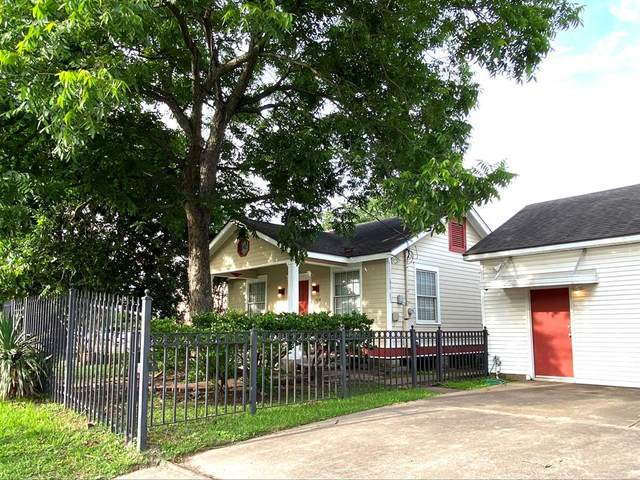 4424 Edsee Street, Houston, TX 77009 (MLS #89222645) :: The SOLD by George Team