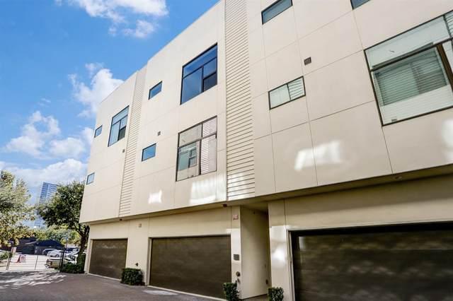 1004 California Street #202, Houston, TX 77006 (MLS #89232914) :: Lerner Realty Solutions