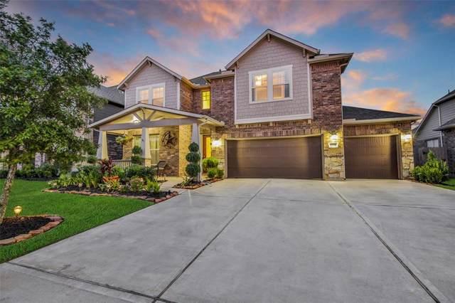 5330 Royal Sunset Court, Katy, TX 77493 (MLS #89234687) :: KJ Realty Group
