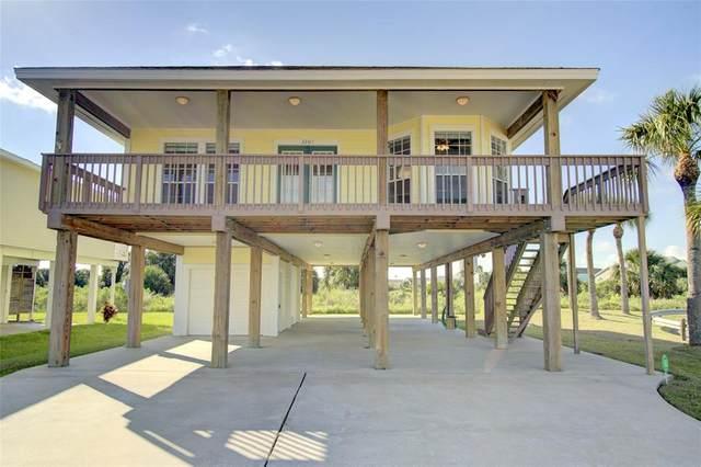 22411 Isle View Drive, Galveston, TX 77554 (MLS #89243942) :: The Freund Group