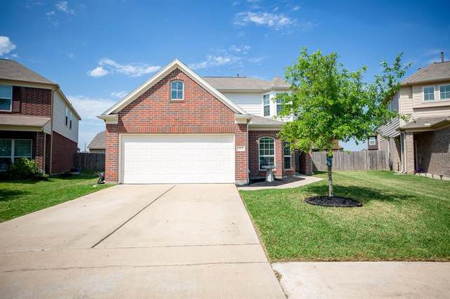 14934 Liberty Stone Lane, Cypress, TX 77429 (MLS #89254778) :: The Parodi Team at Realty Associates