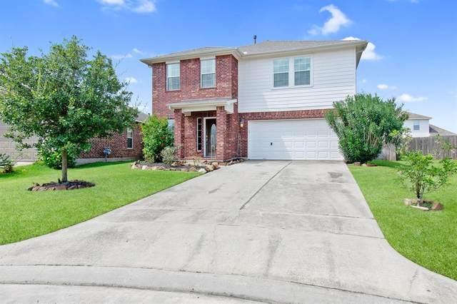 8106 Nagy Hill Street, Spring, TX 77379 (MLS #89265195) :: TEXdot Realtors, Inc.