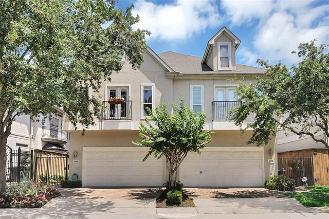 5506 Hidalgo Street, Houston, TX 77056 (MLS #89271375) :: Connell Team with Better Homes and Gardens, Gary Greene