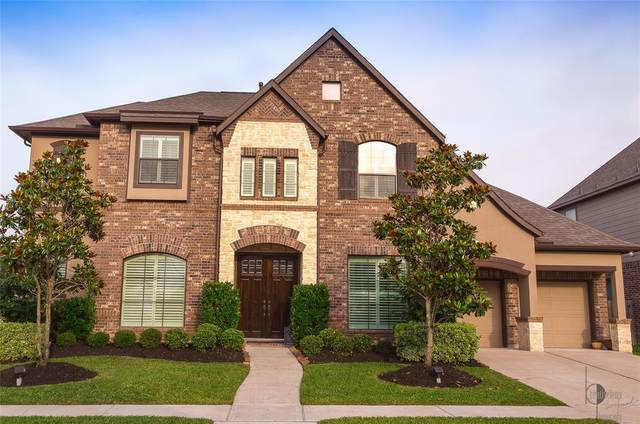 3418 Antelope Creek Lane, Katy, TX 77494 (MLS #89290219) :: Giorgi Real Estate Group