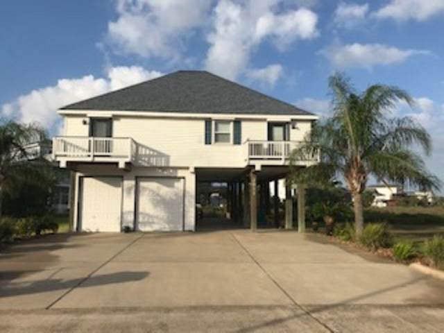 3911 Bridge Harbor Drive, Galveston, TX 77554 (MLS #89299463) :: Connect Realty