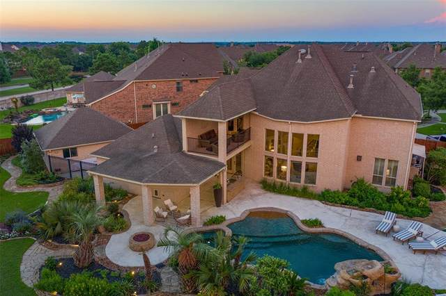 16603 S Azure Mist Court, Cypress, TX 77433 (MLS #89318123) :: My BCS Home Real Estate Group