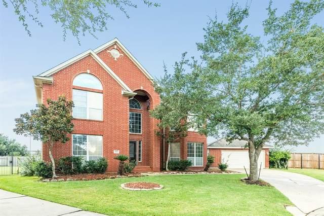 915 N Elder Grove Drive, Pearland, TX 77584 (MLS #89320401) :: Texas Home Shop Realty