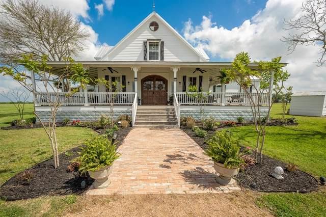1098 Post Oak Point Road, Fayetteville, TX 78940 (#8933092) :: ORO Realty