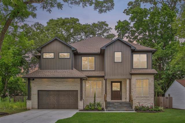 1717 Saxon Drive, Houston, TX 77018 (MLS #89334034) :: The Heyl Group at Keller Williams