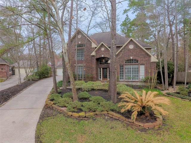 66 Thundercreek Place, The Woodlands, TX 77381 (MLS #89339793) :: CORE Realty