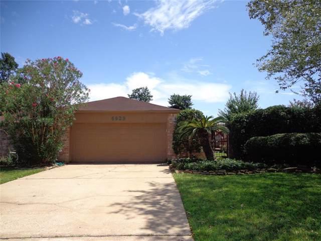 6923 Bullinger Drive, Spring, TX 77379 (MLS #89343158) :: The Heyl Group at Keller Williams