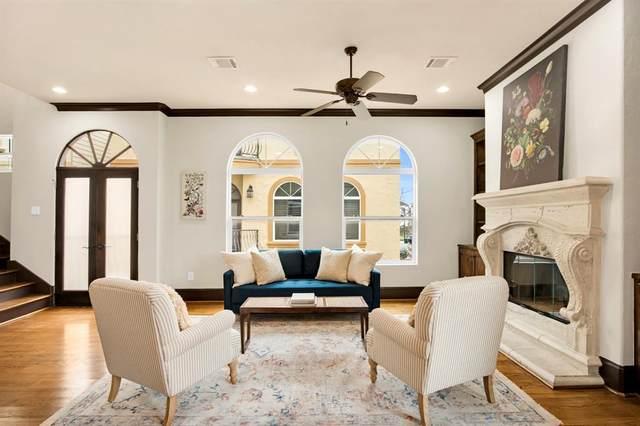 1241 W 24th Street F, Houston, TX 77008 (MLS #89343814) :: The Home Branch