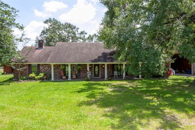 7564 Biscamp Road, Silsbee, TX 77656 (MLS #89356654) :: All Cities USA Realty