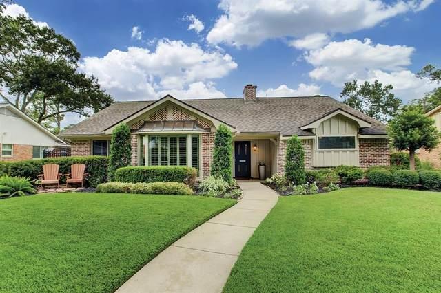 7918 Burgoyne Road, Houston, TX 77063 (MLS #89356913) :: The Wendy Sherman Team