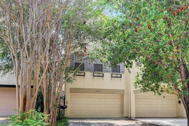 4215 Purdue, Houston, TX 77005 (MLS #89359811) :: The SOLD by George Team