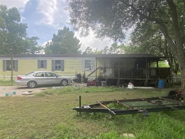 14309 Pine Street, Santa Fe, TX 77517 (MLS #89364992) :: The SOLD by George Team