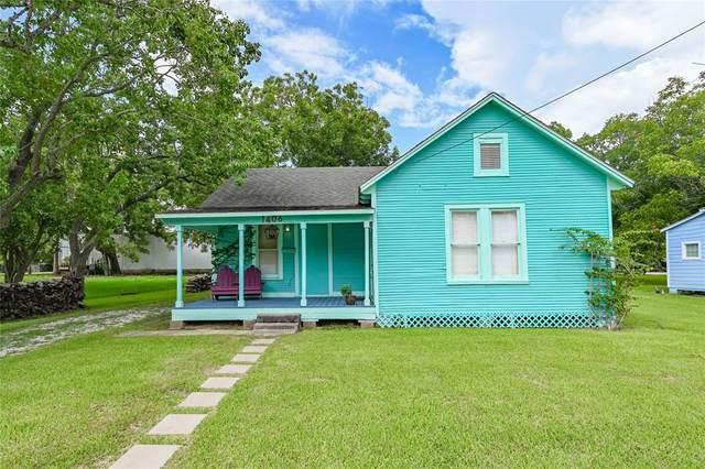 1406 Main Street, Seabrook, TX 77586 (MLS #89366250) :: Texas Home Shop Realty
