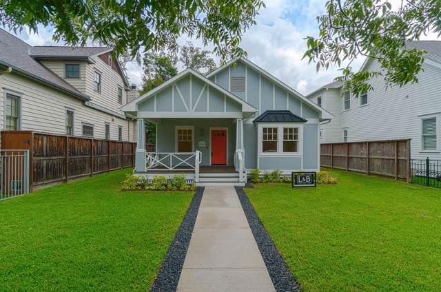 1208 Tulane Street, Houston, TX 77008 (MLS #89366894) :: The Heyl Group at Keller Williams