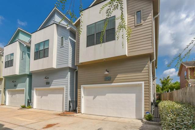 2402 Couch Street, Houston, TX 77008 (MLS #89371134) :: The SOLD by George Team