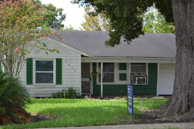 5014 Yellowstone Boulevard, Houston, TX 77021 (MLS #89371778) :: The Heyl Group at Keller Williams