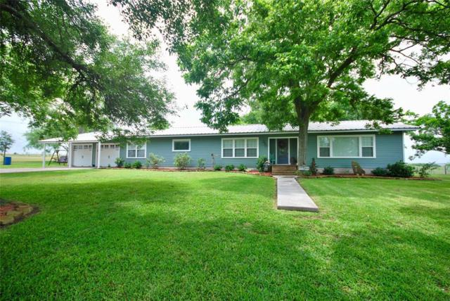104 County Road 292, Shiner, TX 77984 (MLS #89387263) :: The Home Branch