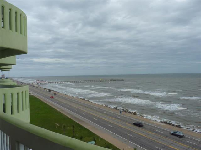 9420 Seawall Boulevard #805, Galveston, TX 77554 (MLS #89401911) :: Christy Buck Team