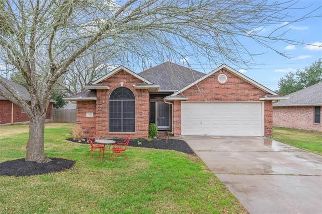 4702 Winchester Drive, Bryan, TX 77802 (MLS #89414347) :: Ellison Real Estate Team