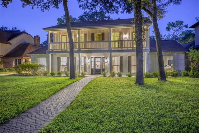 502 Clear Spring Drive, Houston, TX 77079 (MLS #89425233) :: The Bly Team