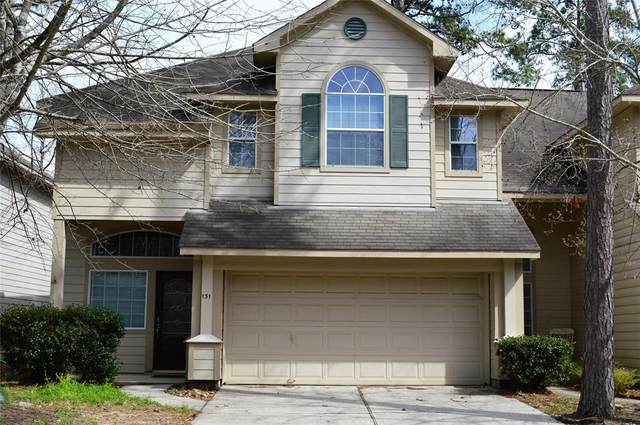 131 W Burberry Circle, The Woodlands, TX 77384 (MLS #89430972) :: CORE Realty