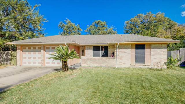 12215 Ryewater Drive, Houston, TX 77089 (MLS #8943614) :: The Bly Team