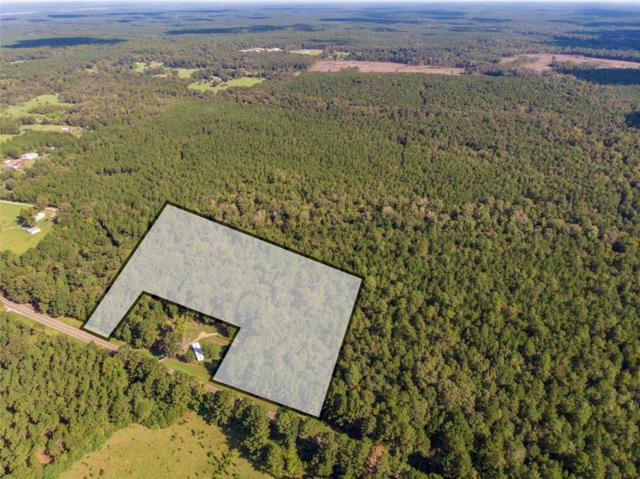 00 Farm To Market 83, Broaddus, TX 75929 (MLS #89443834) :: The SOLD by George Team