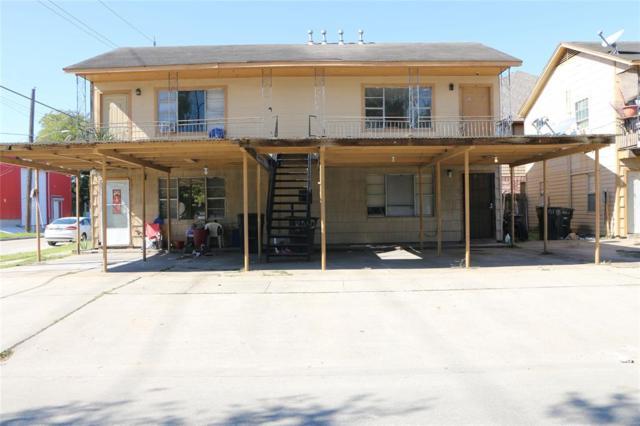 801 66th Street #4, Houston, TX 77011 (MLS #8945578) :: Giorgi Real Estate Group